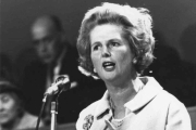 Former British Prime Minister Margaret Thatcher dies aged 87